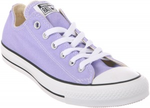 Полукеды Converse Chuck Taylor All Star CT OX Lavender Glow 142375