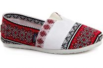 Летняя обувь Las Espadrillas Vyshyvanka 3015-36 Made in Ukraine