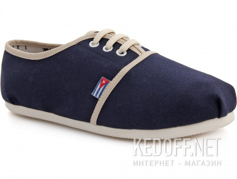 Кеды Las Espadrillas Authentic Canvas 2019-6 - фото (Артикул: 2019-6)