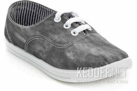 Полукеды Las Espadrillas Authentic Canvas 20211-71440 - фото (Артикул: 20211-71440)