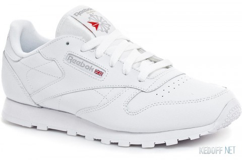 Reebok Cl Leather (Gs) 50151