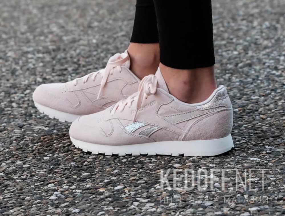 reebok classic leather shimmer black